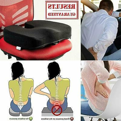 Posture Cushions Chair Seat Relief Pillow US