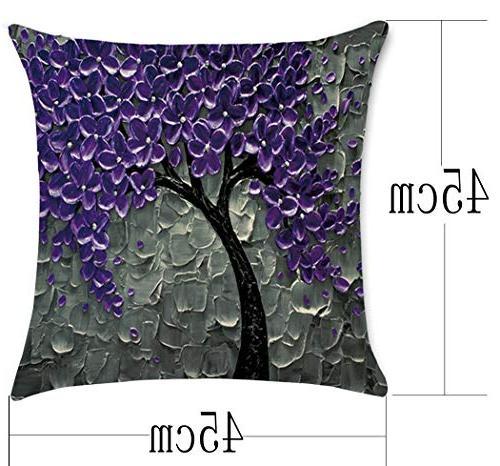 6 Pack Cotton Case Cushion Cover Sofa 18