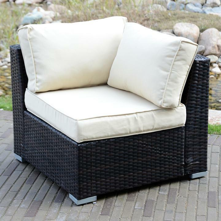 Option Outdoor Couch Sectional Sofa
