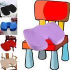 Orthopedic Coccyx Seat Cushion Foam Tailbone Pillow for Scia