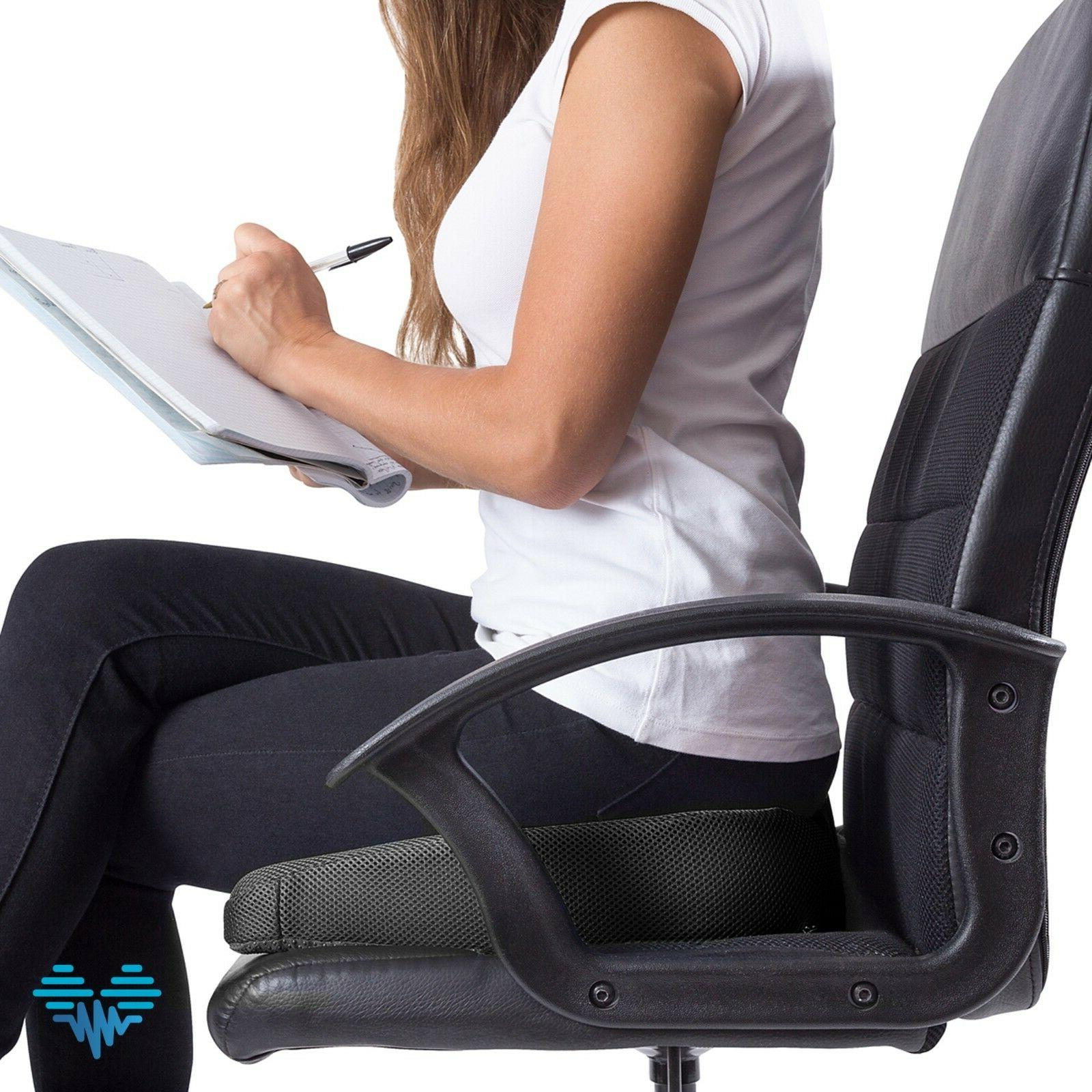 Orthopedic Seat - Pillow for & Relief