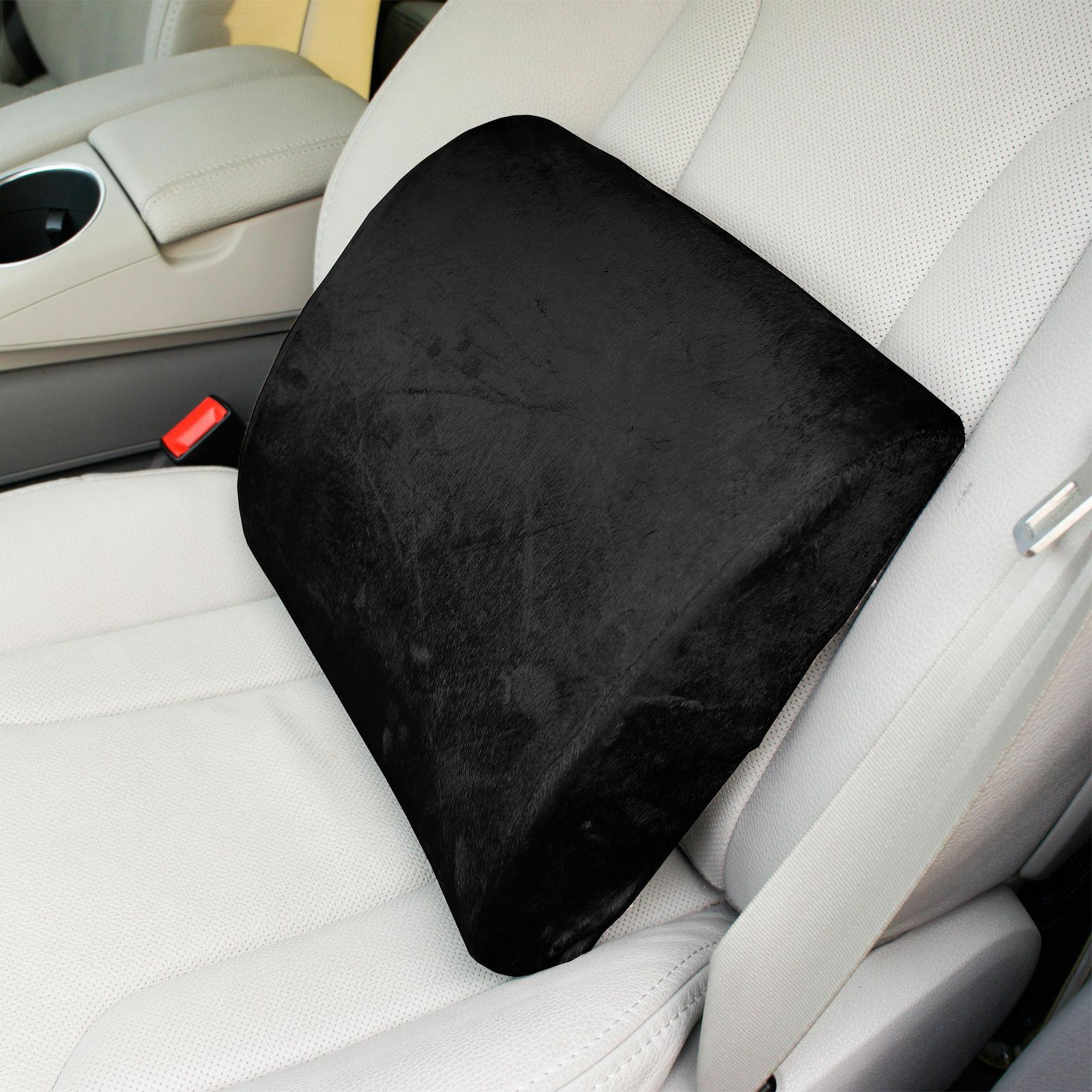 Orthopedic Comfort Memory Coccyx Seat Back Support Set