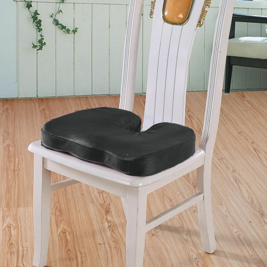 Orthopedic Comfort Foam Coccyx Seat Back Set