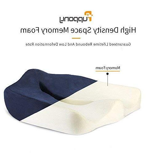 Puppony Orthopedic Foam Seat Cushion