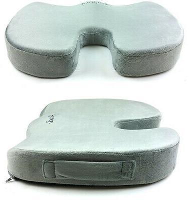 Orthopedic Cushion Car Gel Wheelchair Memory Pad