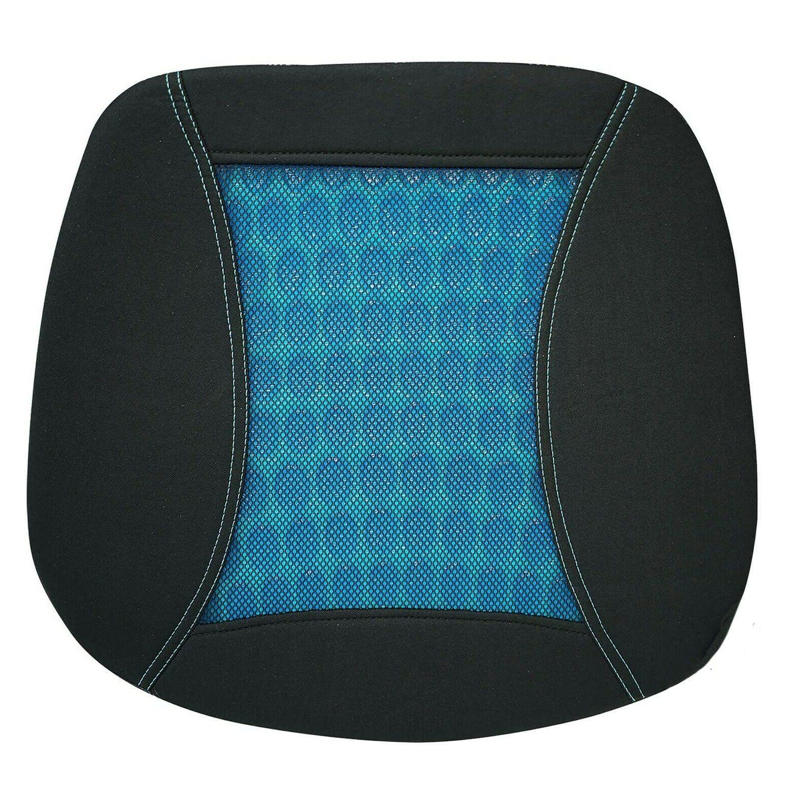 orthopedic gel and memory foam seat cushion