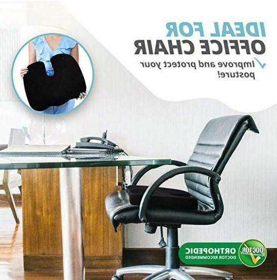 Memory Office Pad Hip Support