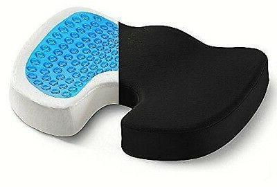 orthopedic gel seat cushion thick