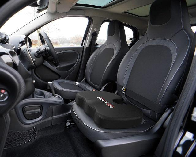 Premium Foam Seat Cushion FORTEM Washable Cover