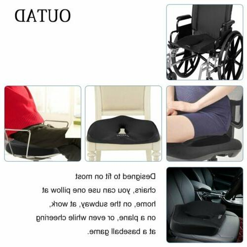OUTAD Rebound Seat for Back Pain <186