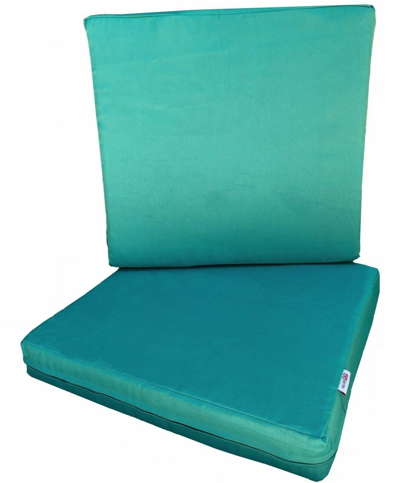 Outdoor 2 Pack Seat Chair Patio
