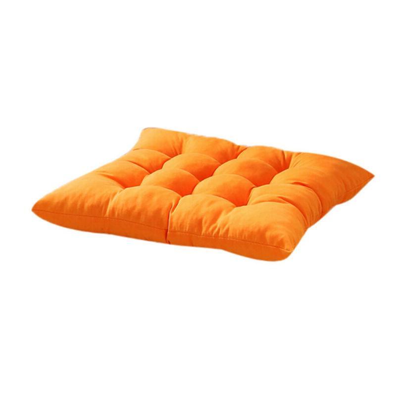 Orange Pads Indoor Garden Patio Home Office