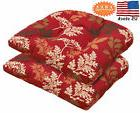 Bossima Outdoor Seat cushion Patio Dining Wicker Chair Seat