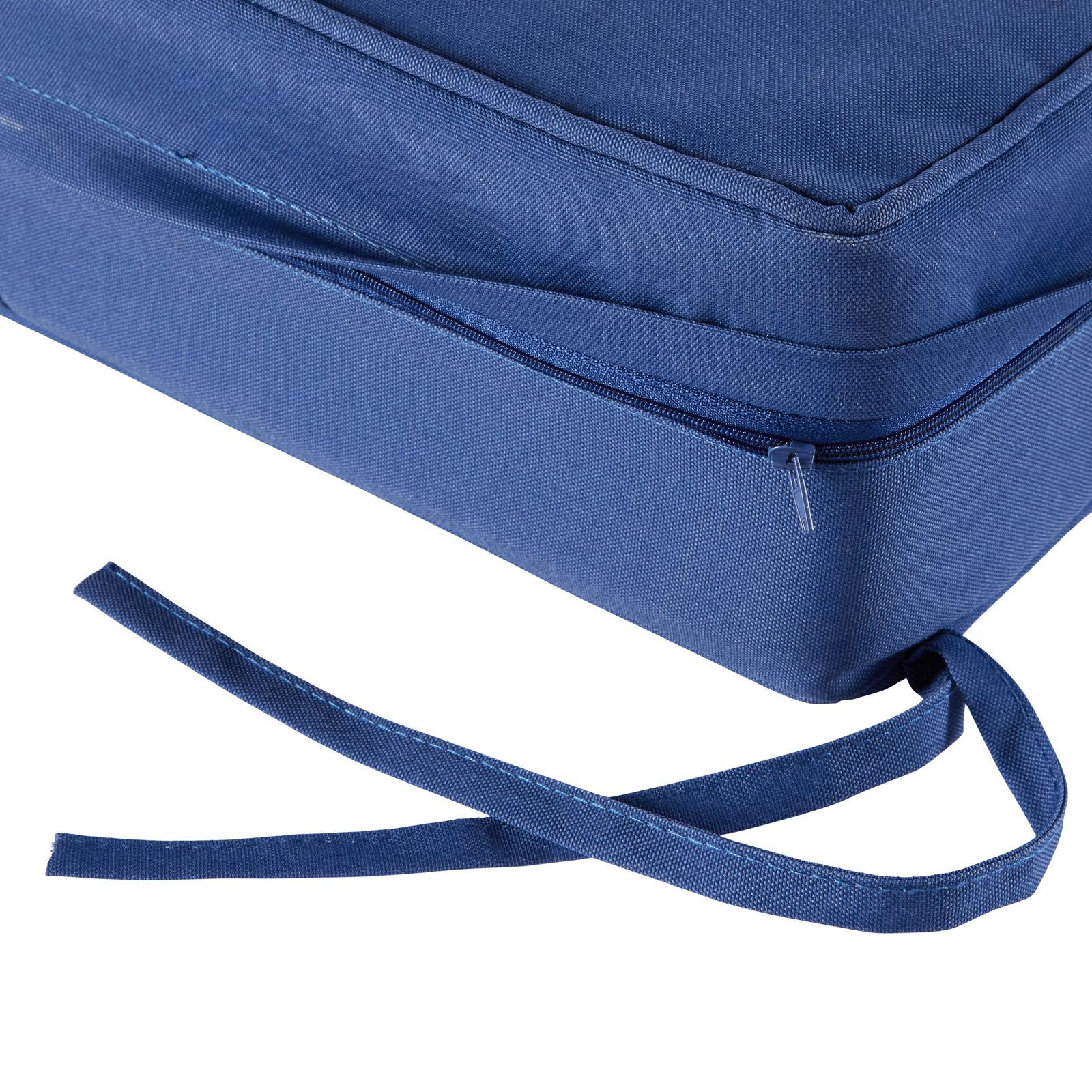 Greendale Home Solid Seat Cushion Set NEW