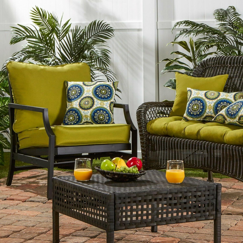 Cushion Set Green