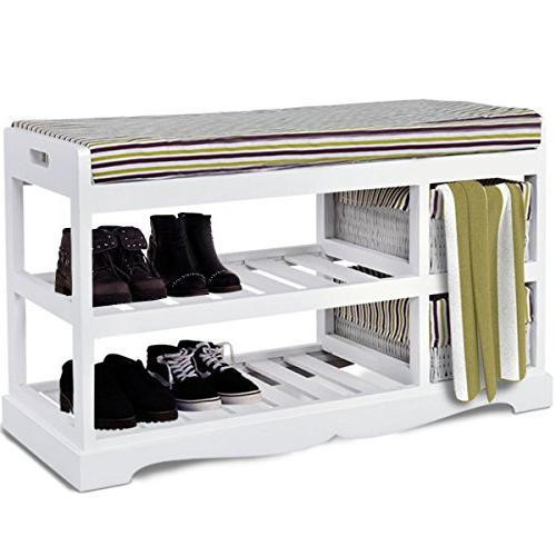 GJH Padded Storage Bench 28'' X 13'' X 18''