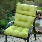 patio chair cushions set of 2 high