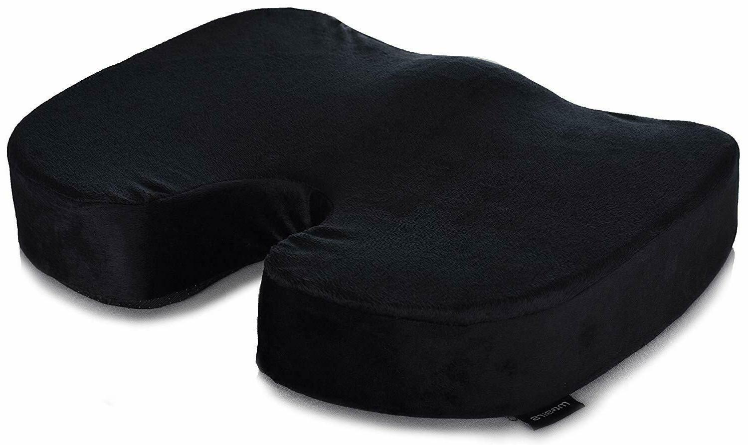 perfect orthopedic memory foam gel seat cushion