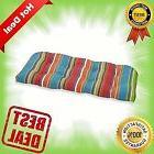 Pillow Perfect Indoor/Outdoor Westport Wicker Loveseat Cushi