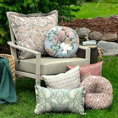 Porch & Den Mary Floral Seat Set