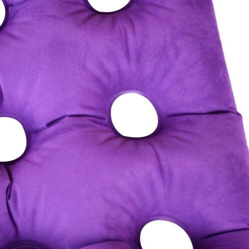 MagiDeal Portable Air Cushion for Car Wheelchair Tailbone Pain Relief