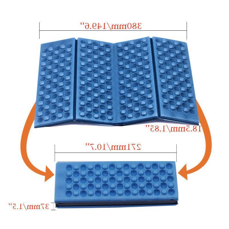 Portable Cushion Mat Athletic Folding Sitting Hiking