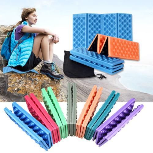 portable cushion mat seat athletic folding sitting