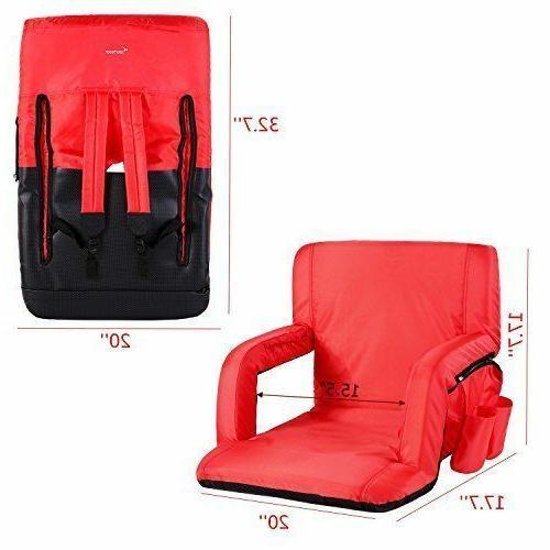 Stadium Chairs Backs Padded Cushion