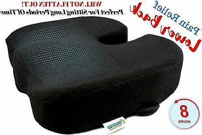 Posture Cushions Office Chair Seat Foam Relief Pads US