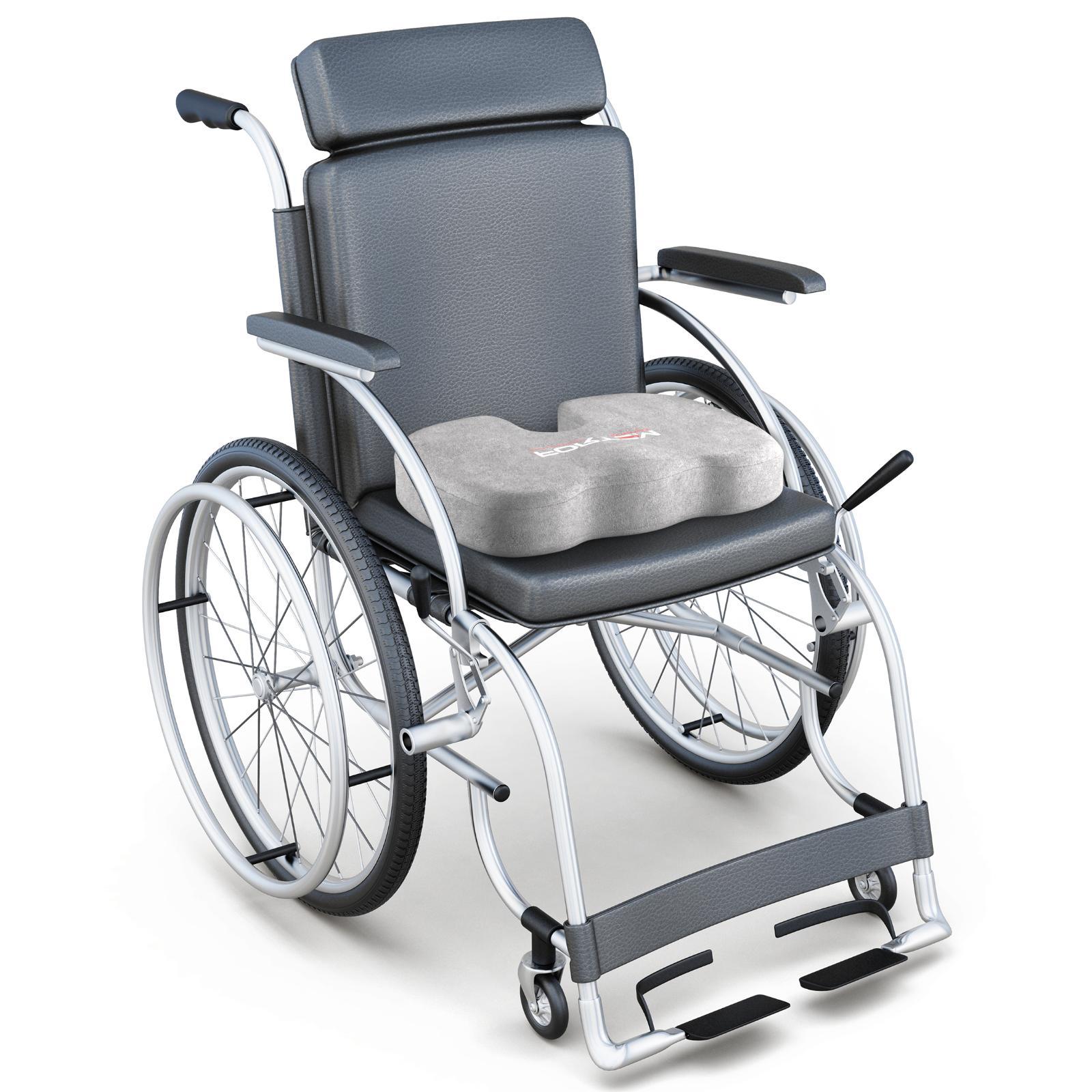 Premium Quality Orthopedic Memory Foam Seat by FORTEM