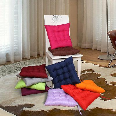 pure home office outdoor square cotton seat