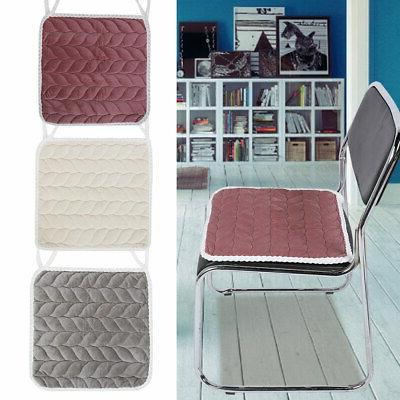 40*40cm Non-slip Removable Chair Seat Pad Garden Dining Cush
