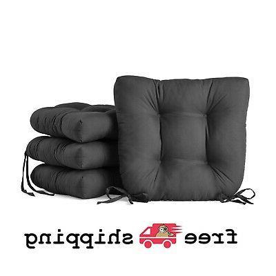rich black faux suede 14 5 chair