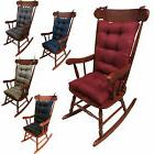Rocking Chair Seat Cushion Jumbo Patio Polypropylene Polyest