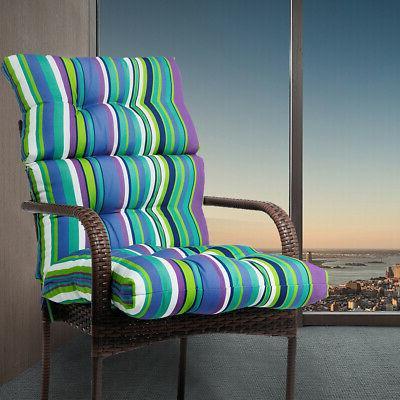Rocking Soft Seat Cushion-High Back Cushion High Rebound