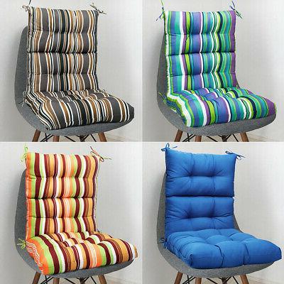 rocking soft chair seat cushion high back