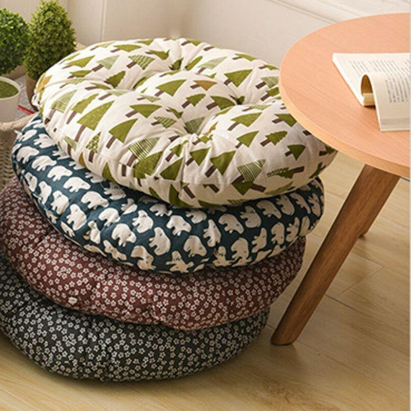 Silk Tatami Cushion Pillow Car Soft Cushion