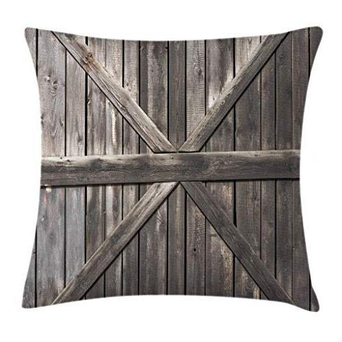 rustic throw pillow cushion cover