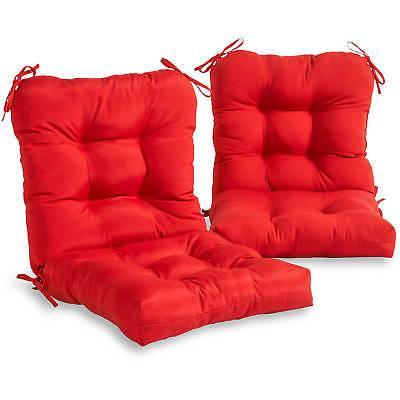 seat back chair cushions