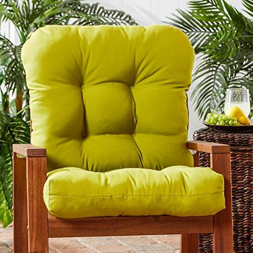 Outdoor Seat/Back Cushion,