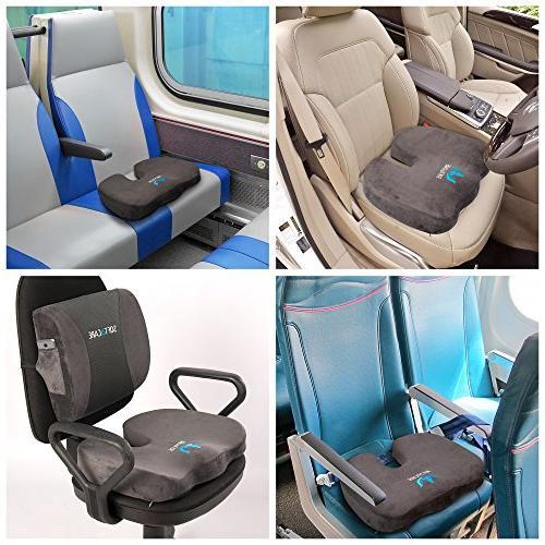 SOFTaCARE Seat Orthopedic Lumbar of 2,
