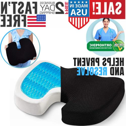 seat cushion for back pain coccyx memory