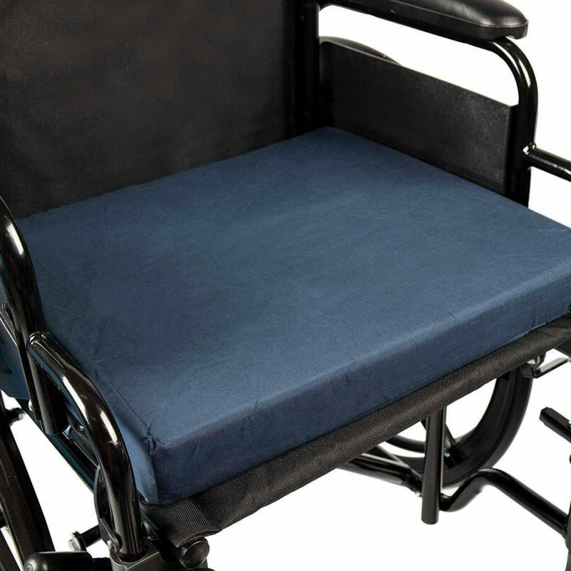 DMI Seat Cushion for Wheelchairs, Mobility Scooters, Office