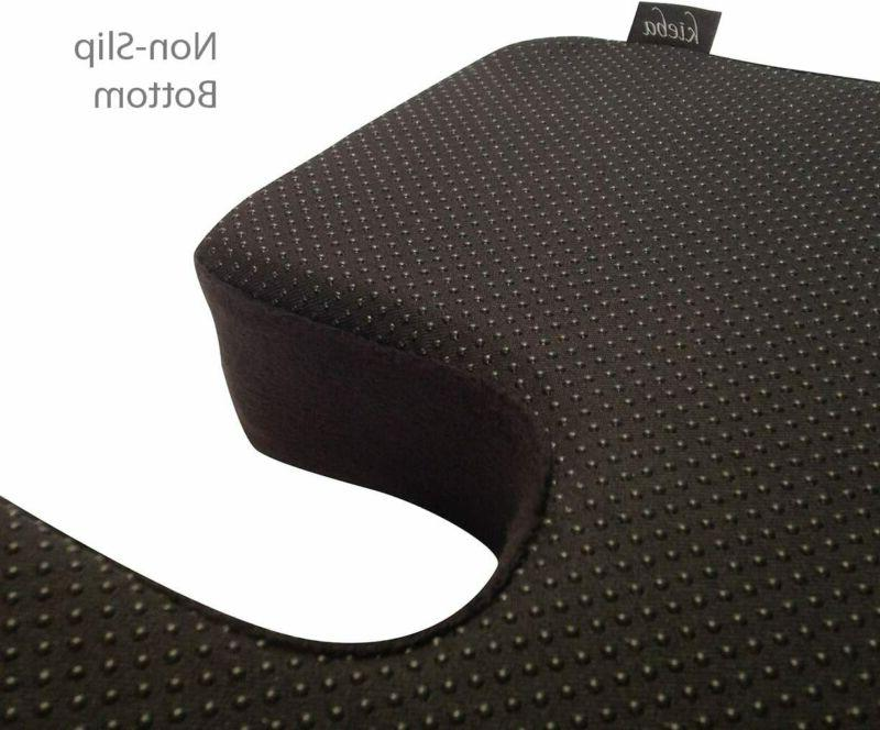 Seat Cooling Coccyx Back Relief Sciatica