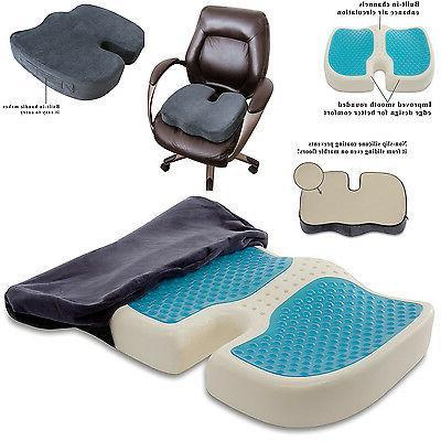 Seat Gel Cooling Tailbone
