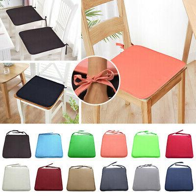 Seat Memory Foam Pad Dining Soft Seat Cushion Office
