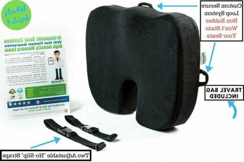 Seat Cushion Office Orthopedic Foam Relief