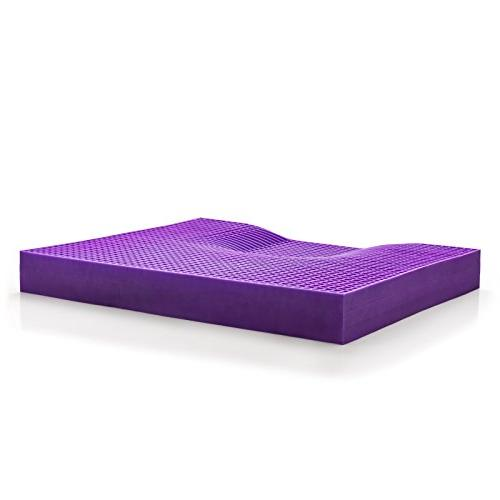 Purple Ultimate - Seat Cushion The Car Chair Can in & Sciatica