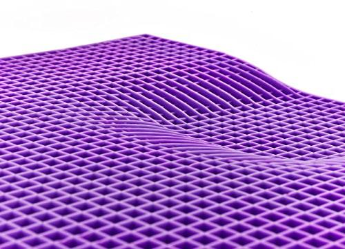 Purple Ultimate - Seat The Car Or in Relieving Back &