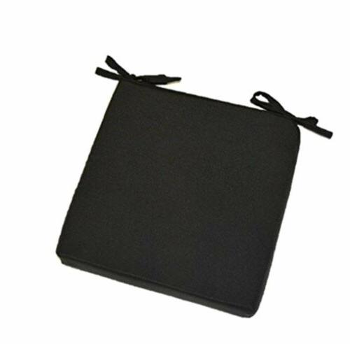 universal seat cushion with ties for in